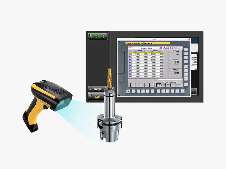 TID. Sistema automático de identificación de herramientas